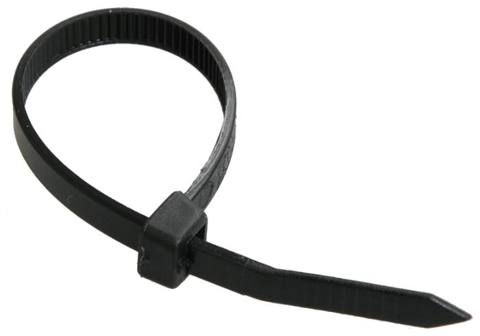 Стяжка кабельная (хомут стяжной) IEK UHH32-D048-300-100 4.8 х 300 мм 100 шт.