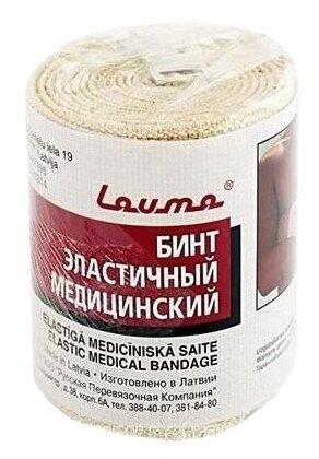 Бинт эластичный медицинский Lauma Medical Модель 2 (0,6 м х 12 см)