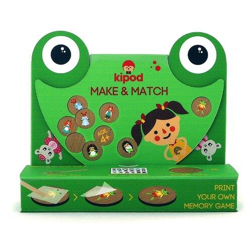 Купить Настольная игра Kipod Make & match, Настольные игры