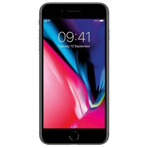Купить Смартфон Apple iPhone 8 Plus 128GB серый космос