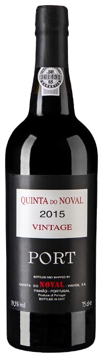 Портвейн Quinta do Noval Vintage Port 2015 0,75 л