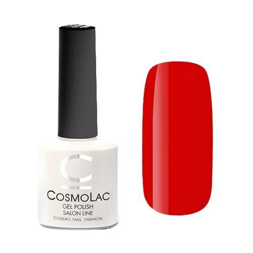 Купить Гель-лак для ногтей CosmoLac Лучшее свидание, 7.5 мл, оттенок страстный поцелуй
