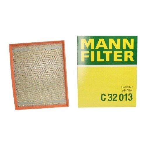 Панельный фильтр MANNFILTER C32013 панельный фильтр mando eaf00089m