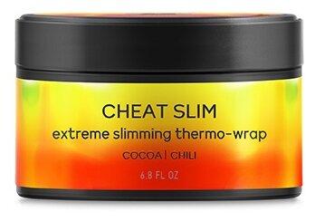 BEAUTIFIC обертывание Cheat Slim термоактивное для экспресс похудения с перцем чили и какао