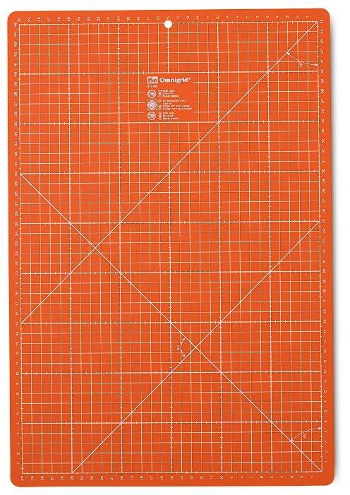 Prym Коврик Omnigrid для раскройных ножей 30 x 45 см