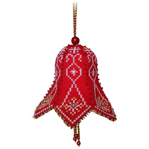 Купить ZENGANA Набор для вышивания бисером и нитками Королевский колокольчик (М-054), Наборы для вышивания
