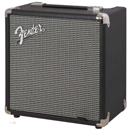 Fender Комбоусилитель Rumble 15 (V.3) басовый комбоусилитель fender rumble 25 combo v3
