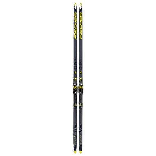 цена на Беговые лыжи Fischer Speedmax 3D Skate Cold Stiff IFP серый/черный/желтый 181 см