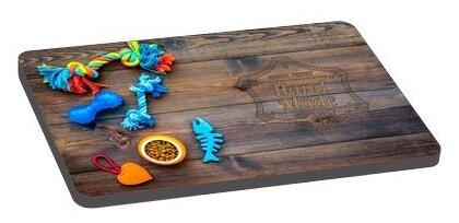 Лежак для собак PerseiLine Игрушки 3 80х55х6