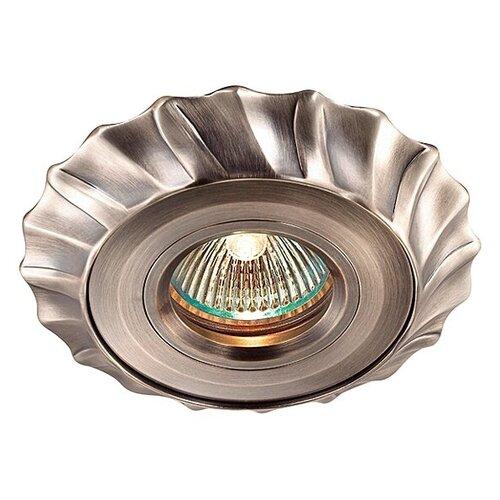 Встраиваемый светильник Novotech Vintage 369943 встраиваемый светильник novotech vintage 369943
