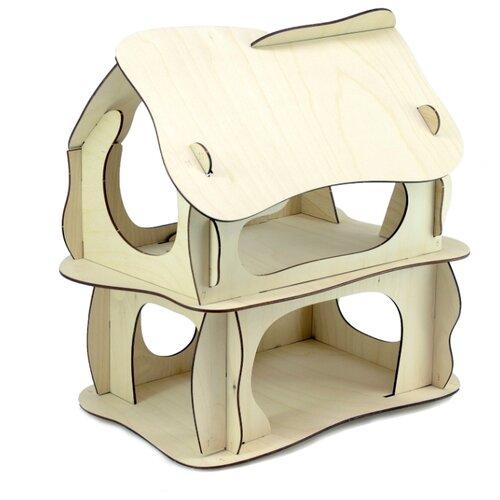 Сборная модель PAREMO Я Дизайнер. Кукольный домик Сказка PD318-27