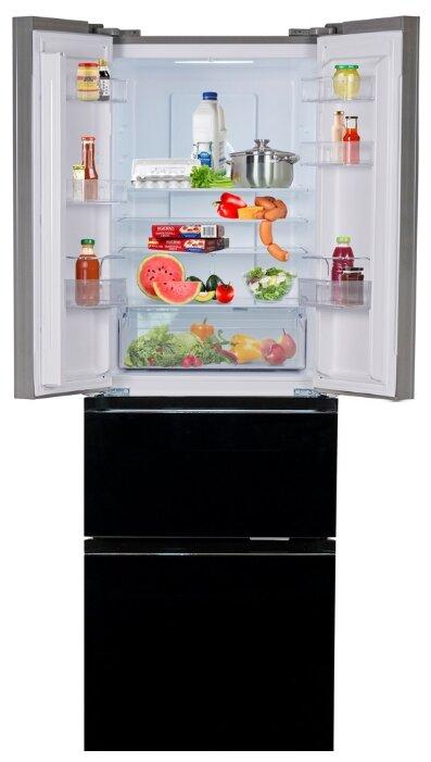 Холодильник Weissgauff WFD 486 NFB — сколько стоит? Выбрать на Яндекс.Маркете