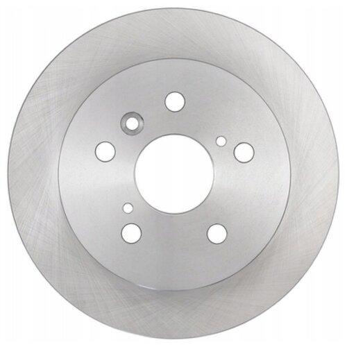 Комплект тормозных дисков задний NIPPARTS N3312070 281x10 для Toyota Camry, Lexus ES (2 шт.)