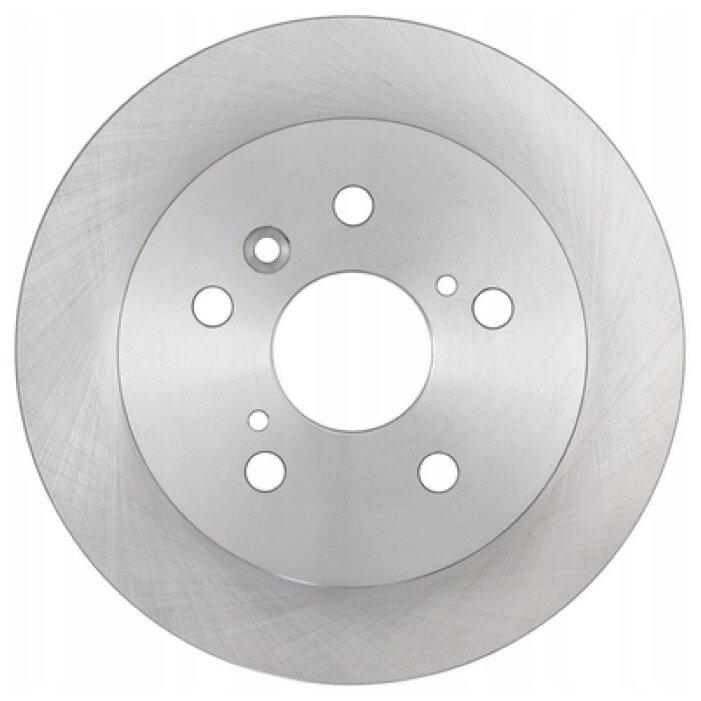 Тормозной диск задний NIPPARTS N3312070 281x10 для Toyota Camry, Lexus ES