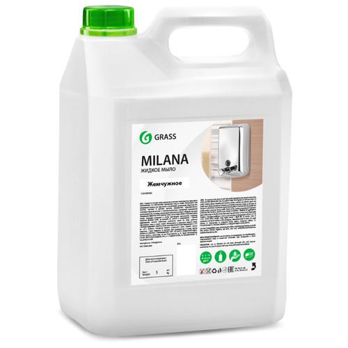 Купить Крем-мыло жидкое Grass Milana жемчужное, 5 л