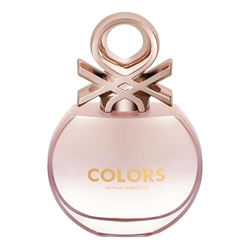 Туалетная вода UNITED COLORS OF BENETTON Colors de Benetton Rose, 50 мл брюки спортивные united colors of benetton united colors of benetton un012ebhyco5