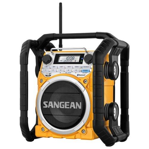 Фото - Радиоприемник Sangean U4 желтый c6405 u4 5f