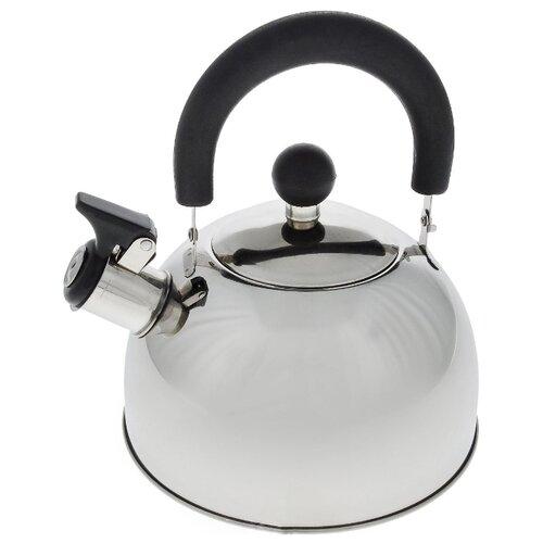 Termico Чайник со свистком 1.6 л, серебристый