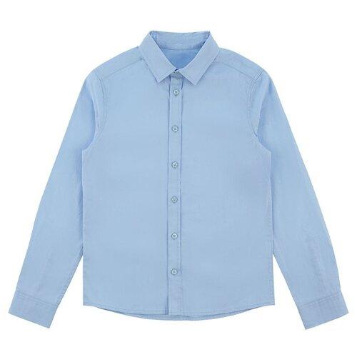 Рубашка INFUNT размер 122, голубой