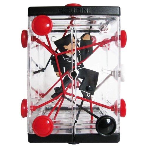 Купить Головоломка Recent Toys Узел Гудини (RT66) черный/красный, Головоломки