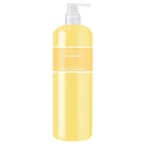 Valmona кондиционер Nourishing Solution Yolk-Mayo Nutrient Питание для непослушных и поврежденных волос с яичным желтком, 480 мл