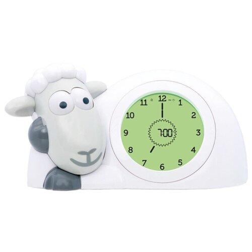 Часы настольные ZAZU Ягнёнок Сэм серый