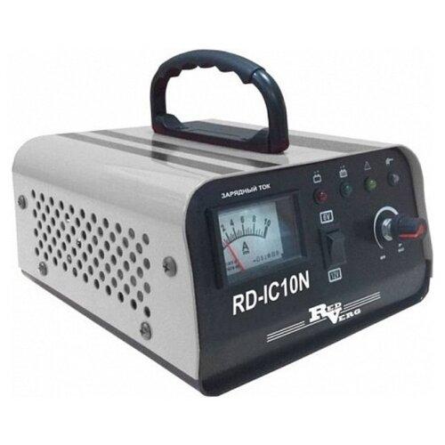 Зарядное устройство RedVerg RD-IC10N черный/серый зарядное