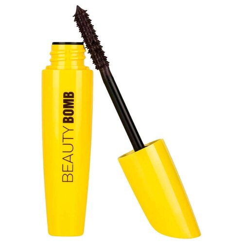 BEAUTY BOMB Тушь для ресниц My Bomb Lashes, brown town