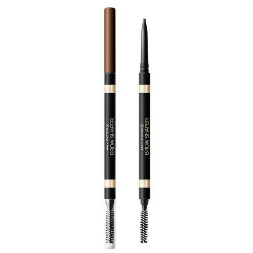 Max Factor карандаш Brow Shaper, оттенок 20 brown max factor карандаш для глаз kohl pencil оттенок 060 ice blue