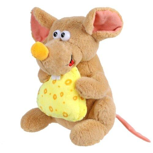 Купить Мягкая игрушка Fluffy Family Мышь Рокфор 25 см, Мягкие игрушки