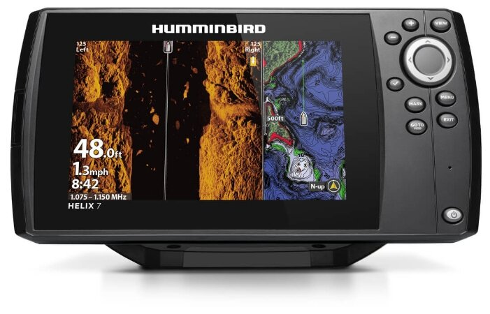Эхолот Humminbird HELIX 7X MEGA SI GPS G3N