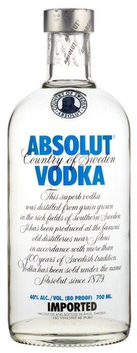 Водка Absolut, 0.7 л