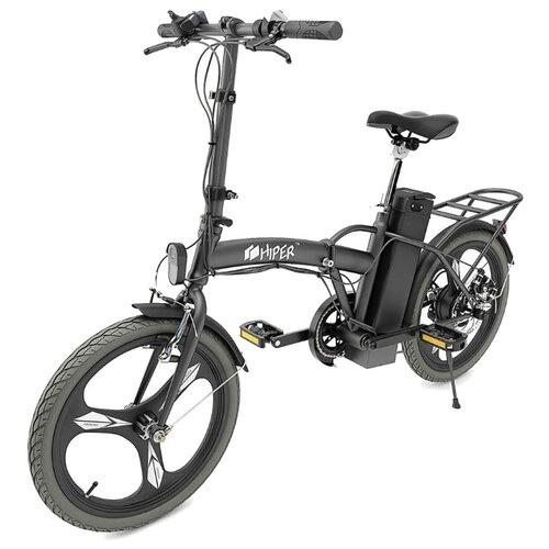 Электровелосипед HIPER Engine BF201 черный (требует финальной сборки)