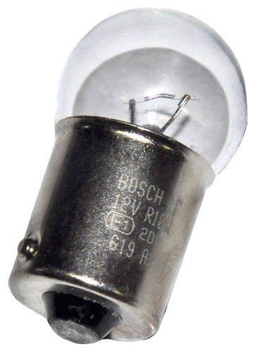 Лампа автомобильная накаливания Bosch Pure Light 1987302203 R10W 12V 10W 10 шт.