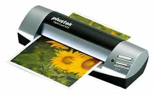 Сканер Plustek OptiCard 820