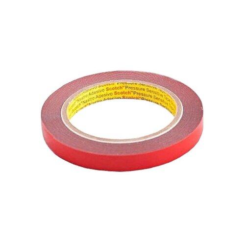 Клейкая лента монтажная 3M GT6008 (15 мм х 5 м), 15 мм x 5 м лента клейкая армированная влагостойкая 48 мм х 10 м серебристая matrix