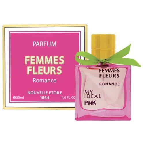Духи Новая Заря Femme Fleurs Romance, 30 мл духи новая заря saison de desir