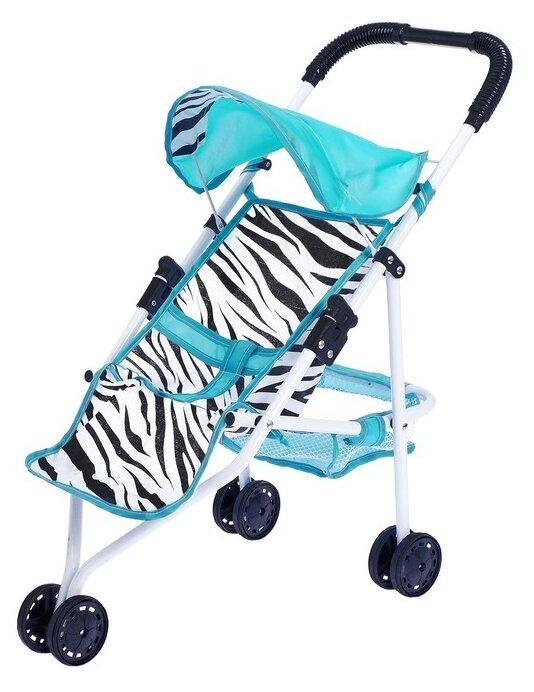 Прогулочная коляска S+S Toys Like in life 200100697