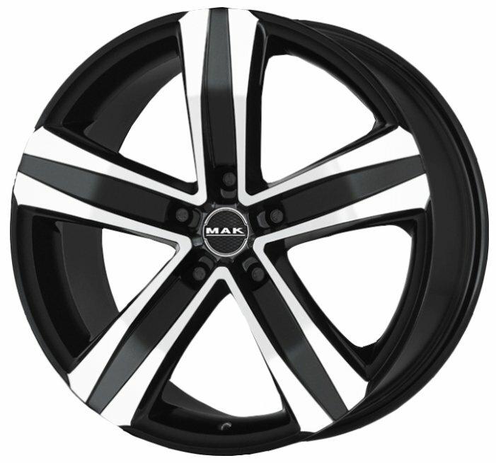 Колесный диск Mak Stone 5 7.5x18/5x114.3 D66.1 ET38 Black Mirror