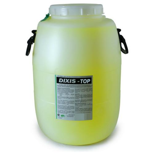 Теплоноситель пропиленгликоль DIXIS TOP 50 кг теплоноситель для систем отопления dixis 30л