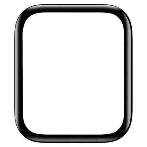 Защитное стекло Baseus Full-screen Curved Tempered Film для Apple Watch 40 мм черный