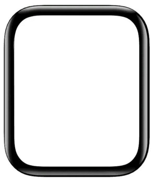 Защитное стекло Baseus Full-screen Curved Tempered Film для Apple Watch 40 мм