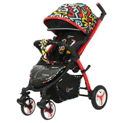 Купить Прогулочная коляска RANT Cosmic Air Alu labirint standart, Коляски