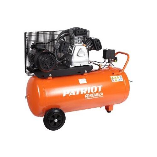 Компрессор масляный PATRIOT REMEZA СБ 4/С- 100 LB 40, 100 л, 3 кВт компрессор поршневой patriot ptr 100 440i масляный [525301965]
