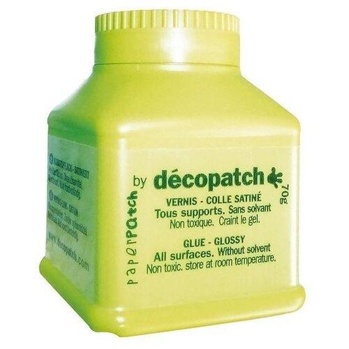 Купить Клей-лак Decopatch Paperpatch PP70B 70 г прозрачный, Лак и клей