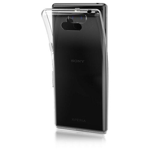 Чехол Rosco 10P-TPU для Sony Xperia 10 Plus прозрачный