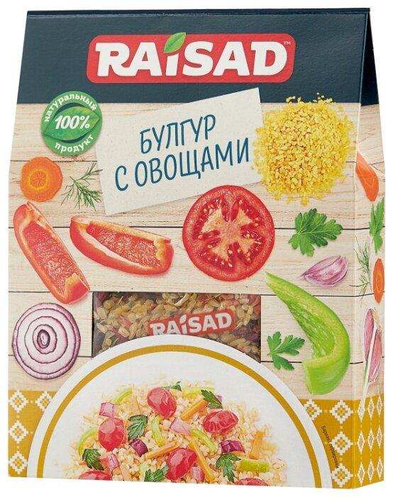RAISAD Булгур с овощами от Шеф-повара 200 г