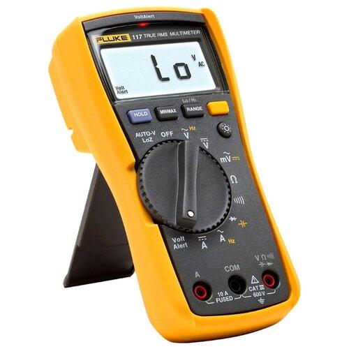 Мультиметр цифровой FLUKE 117 мультиметр мегомметр fluke 1587t
