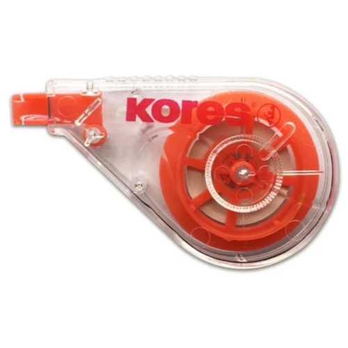 Kores Корректирующая лента 5 мм х 8 м белый недорого