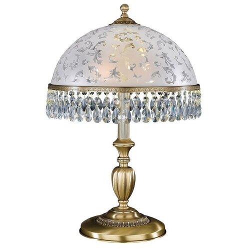 Настольная лампа Reccagni Angelo P 6200 G, 120 Вт настольная лампа reccagni angelo p 6308 g